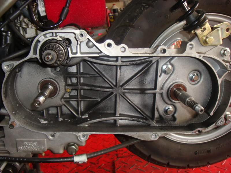 how to change engine oil in hero honda splendor