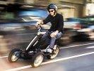 Sway Motorsports : un scooter électrique à 3 roues