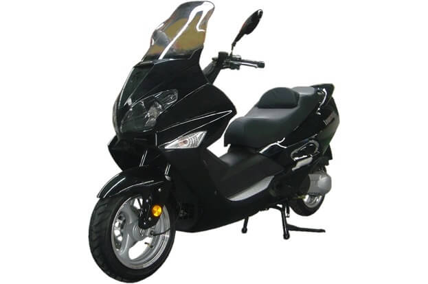 d bridage scooter chinois revatto imperator 125cc scooter chinois 4t. Black Bedroom Furniture Sets. Home Design Ideas
