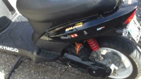 Mon scooter ne démarre pas!